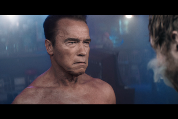 2K - The Terminator commercial with Arnold Schwarzenegger by Anders Jedenfors