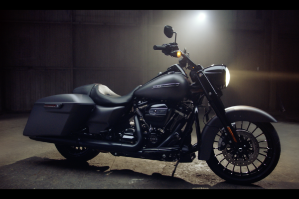 Harley Davidson – The Road King Special